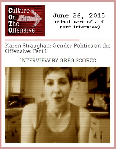 http://www.cultureontheoffensive.com/gender-politics-on-the-offensive-karen-straughan-part-1/