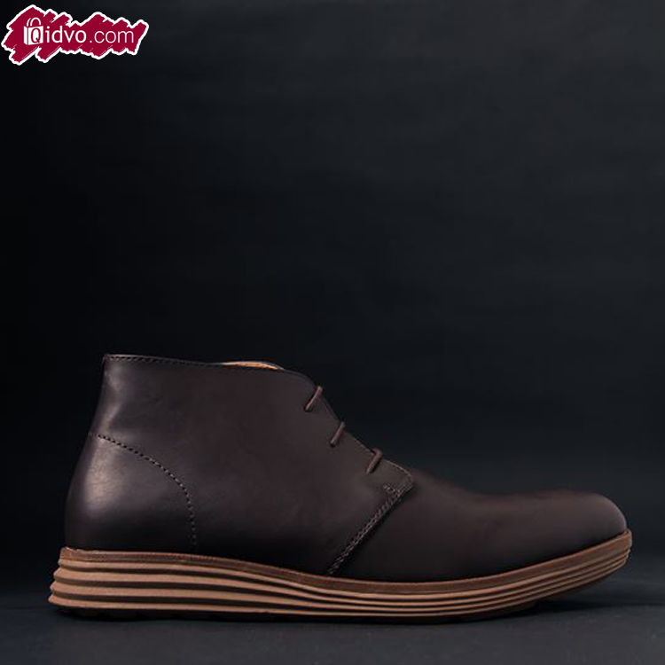 Sepatu Boots Mens Republic Dandy - Brown