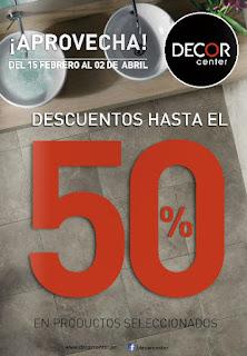 catalogo Decor center
