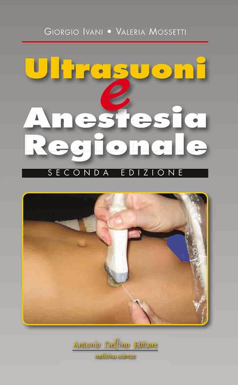 ebook ultrasuoni e anestesia regionale