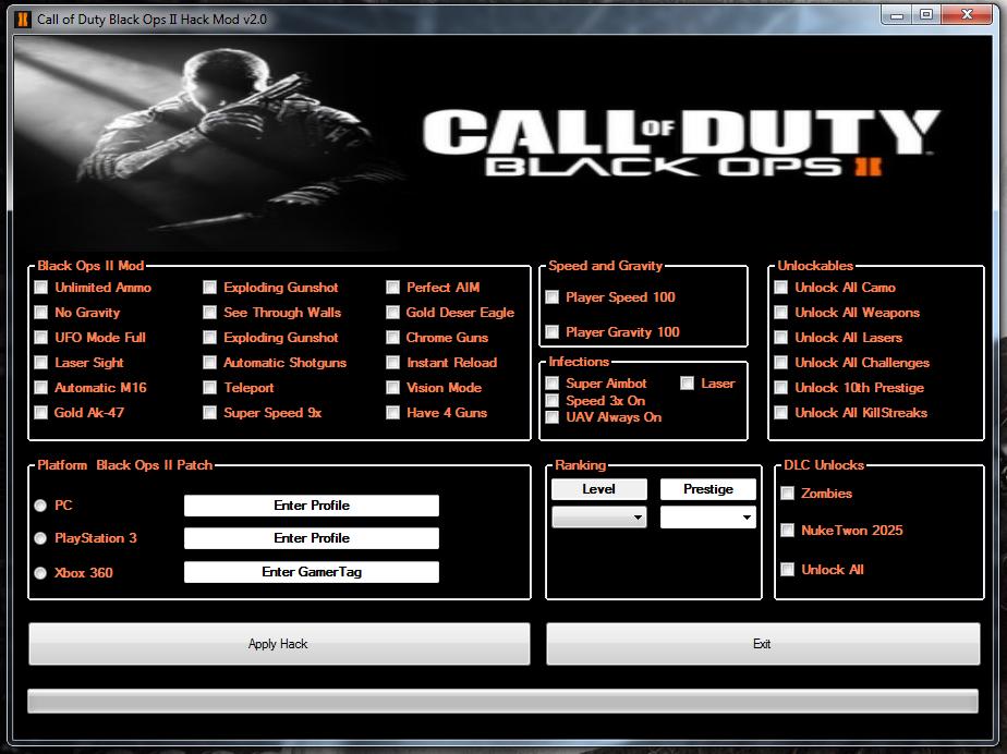 Black Ops 4 Mod Menu | BO4 Hack Aimbot Wallhack Download ...