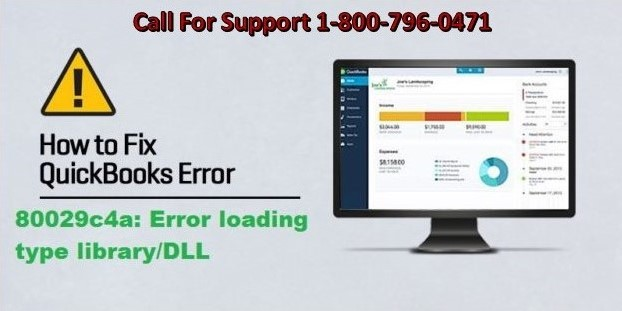 QuickBooks Error Code 80029c4a How to fix in Windows