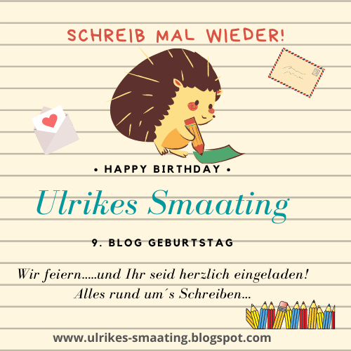 9 Jahre Ulrikes Smaating!