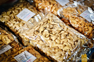Gina's Cashew Nuts Coron