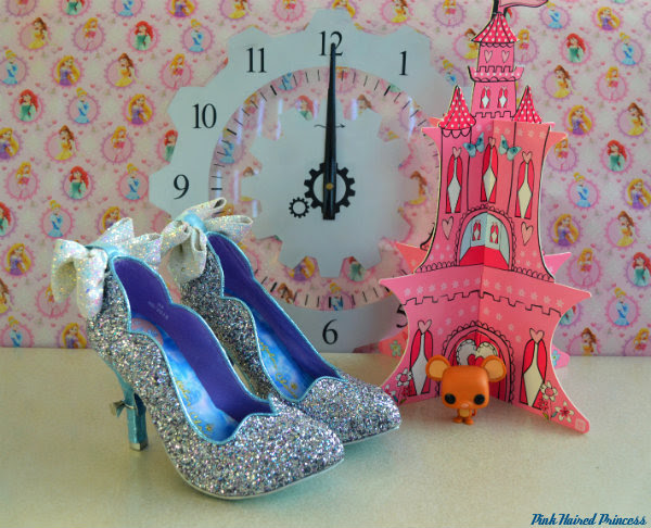 disney irregular choice sparkling slipper
