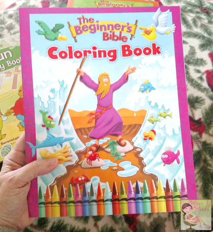 These Books Are Exactly How I Want My Kids To Learn The Coloring Book Gives 60 Bible Stories Characters Color And About