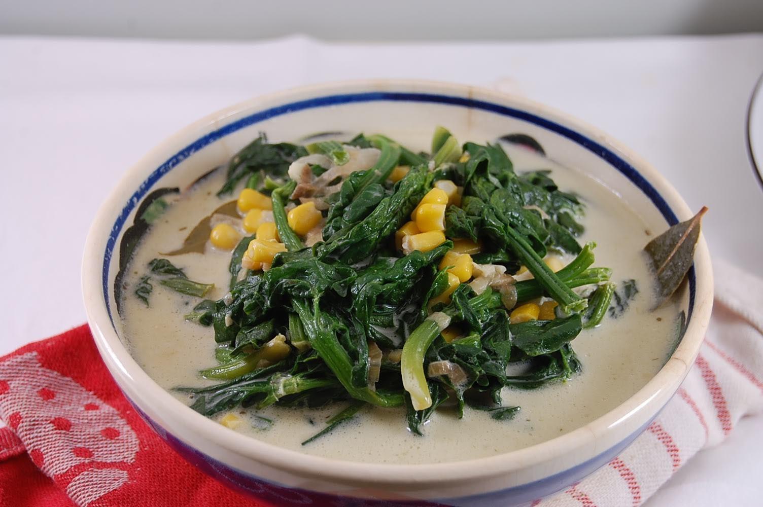 Rezept Jangan Anyep, Gemüse Eintopf aus Java