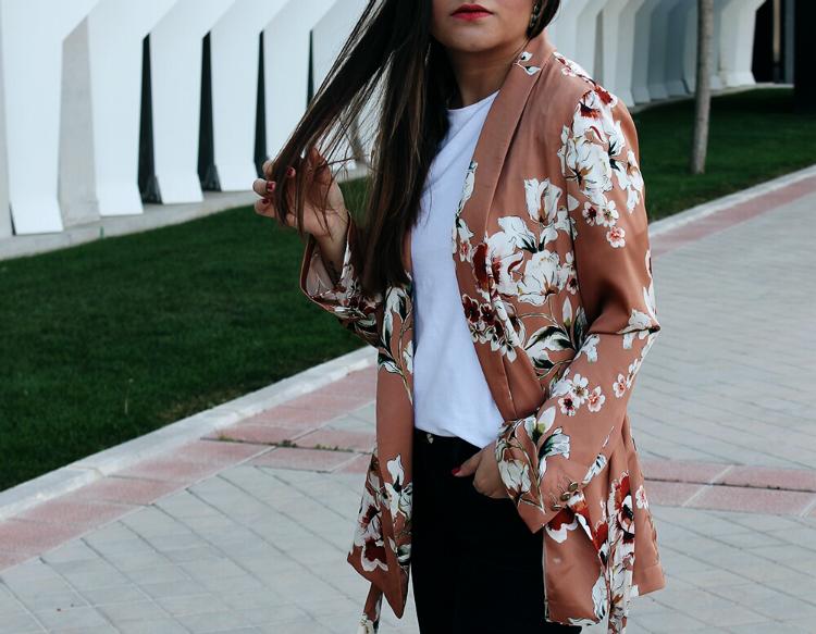 como llevar kimonos