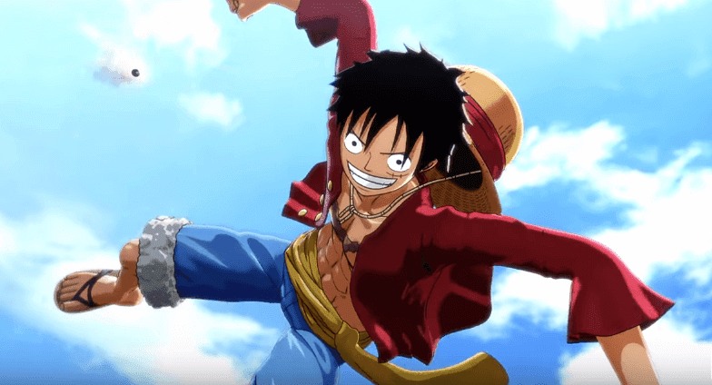 One Piece World Seeker New Opening Cinematic Trailer