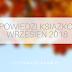 Zapowiedzi książkowe - wrzesień 2018