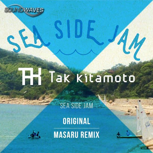 [Single] Tak Kitamoto – Sea Side Jam (2015.06.14/MP3/RAR)