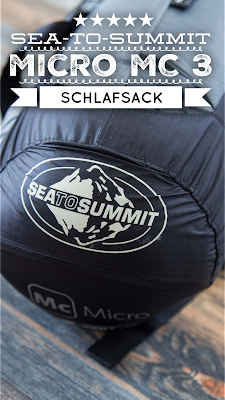 Sea-to-Summit Micro MC 3 Schlafsack | Gear Review | Packliste | Outdoor Equipment im Test | Schlafsäcke für Mehrtagestouren | Best Mountain Artists