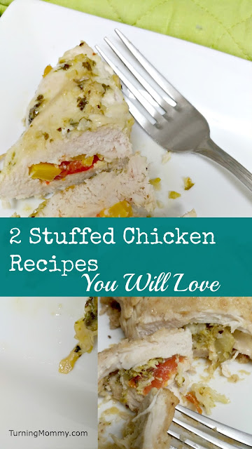 Turning Mommy Stuffed Chicken Recipes