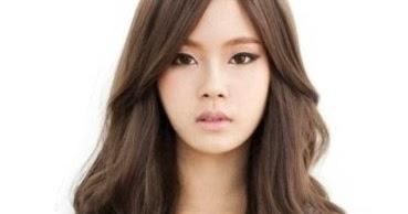Potongan+Rambut+Untuk+Wajah+Panjang+wanita+korea