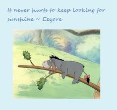 Aa Milne Quote Phone Wallpaper 60 Best Eeyore Quotes From Winnie The Pooh 2019