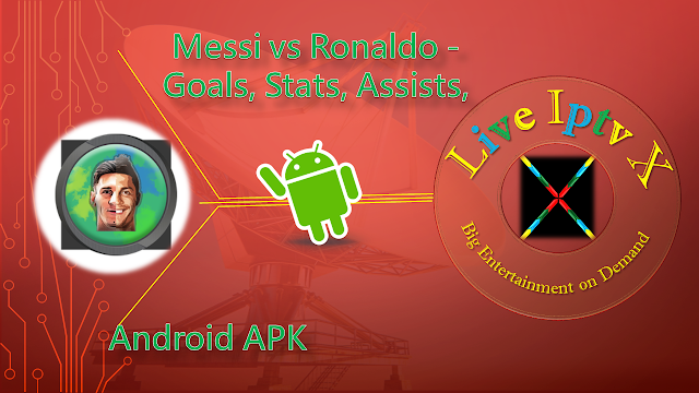 Messi vs Ronaldo APK
