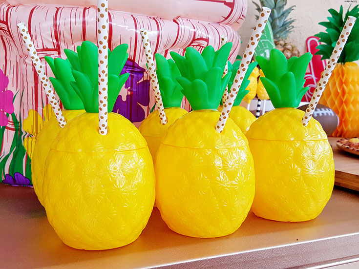 The Big Game is right around the corner and this fun, festive pineapple party is the perfect way to celebrate! Get all the details & plan the most spectacular pineapple shindig today!