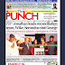 NAIJA NEWSPAPERS: TODAY'S THE PUNCH NEWSPAPER HEADLINES [12 DECEMBER, 2017].