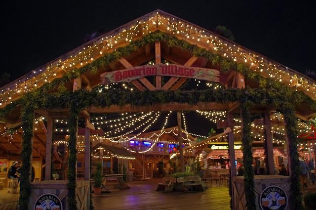 Winter Wonderland Hyde Park Bavarian Village