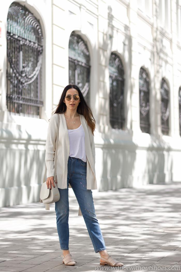 Los mejores influencers de valencia ideas estilismos para vestir con estilo con jeans vaqueros