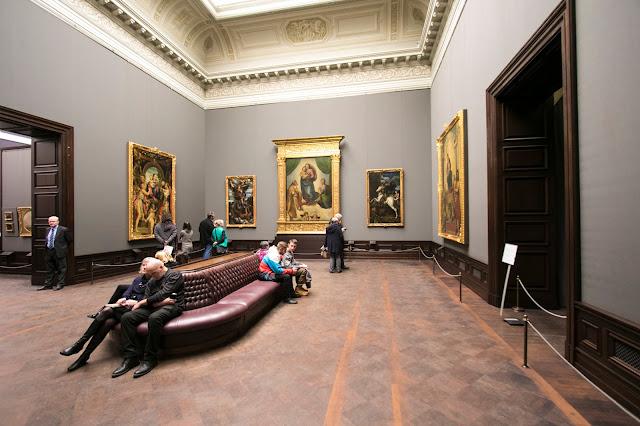 Gemaldegalerie Alte Meister-Dresda