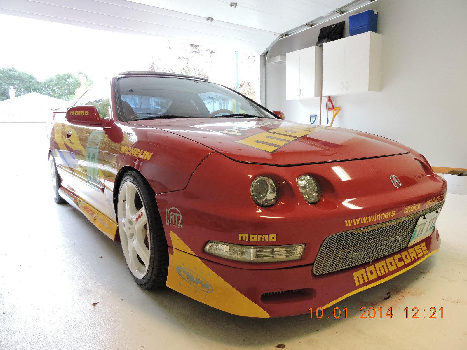 Integra Fast Furious on Fast And Furious Acura Integra