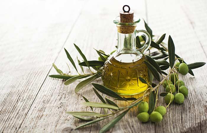Olivenöl sparen