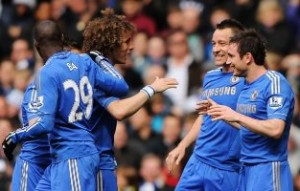 Chelsea vs Swansea 2-0 2013 Highlights Oscar Lampard penalty goal Video