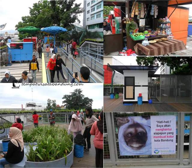 Peresmian Sky Walk Pertama di Indonesia Teras Cihampelas Bandung