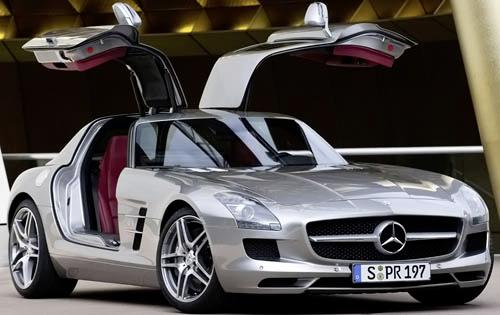 mercedes amg sls class specifications and wallpaper. Black Bedroom Furniture Sets. Home Design Ideas