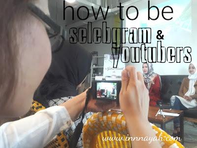 tips menaikkan followers instagram dan youtube, cara menjadi vlogger, cara menjadi seleb instagram, tips vlogging, tips youtubers, tips instagram, blogger, perempuan
