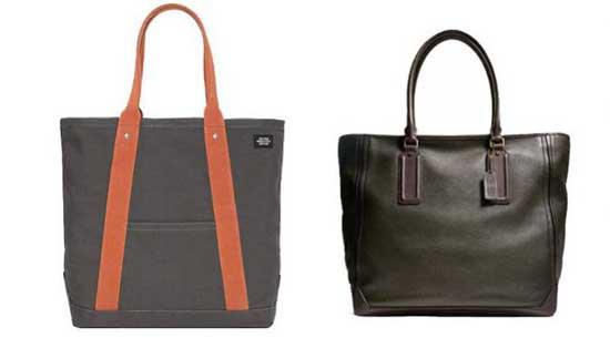 Model tas kerja tote Bag Wanita