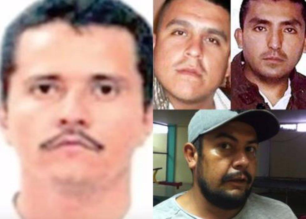 """Pequeños cárteles en Michoacán se unen para detener a """"El Mencho"""" y al CJNG"""