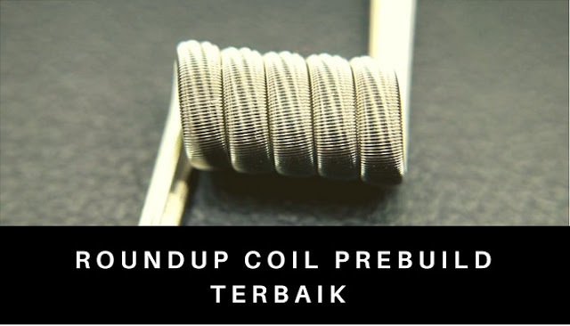 8 Review Coil Alien Dan Fused Clapton Lokal Dan USA