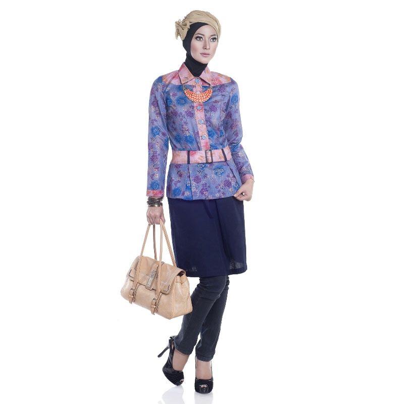 model Baju Muslim Modern Untuk Ke Pesta Khusus Cewek