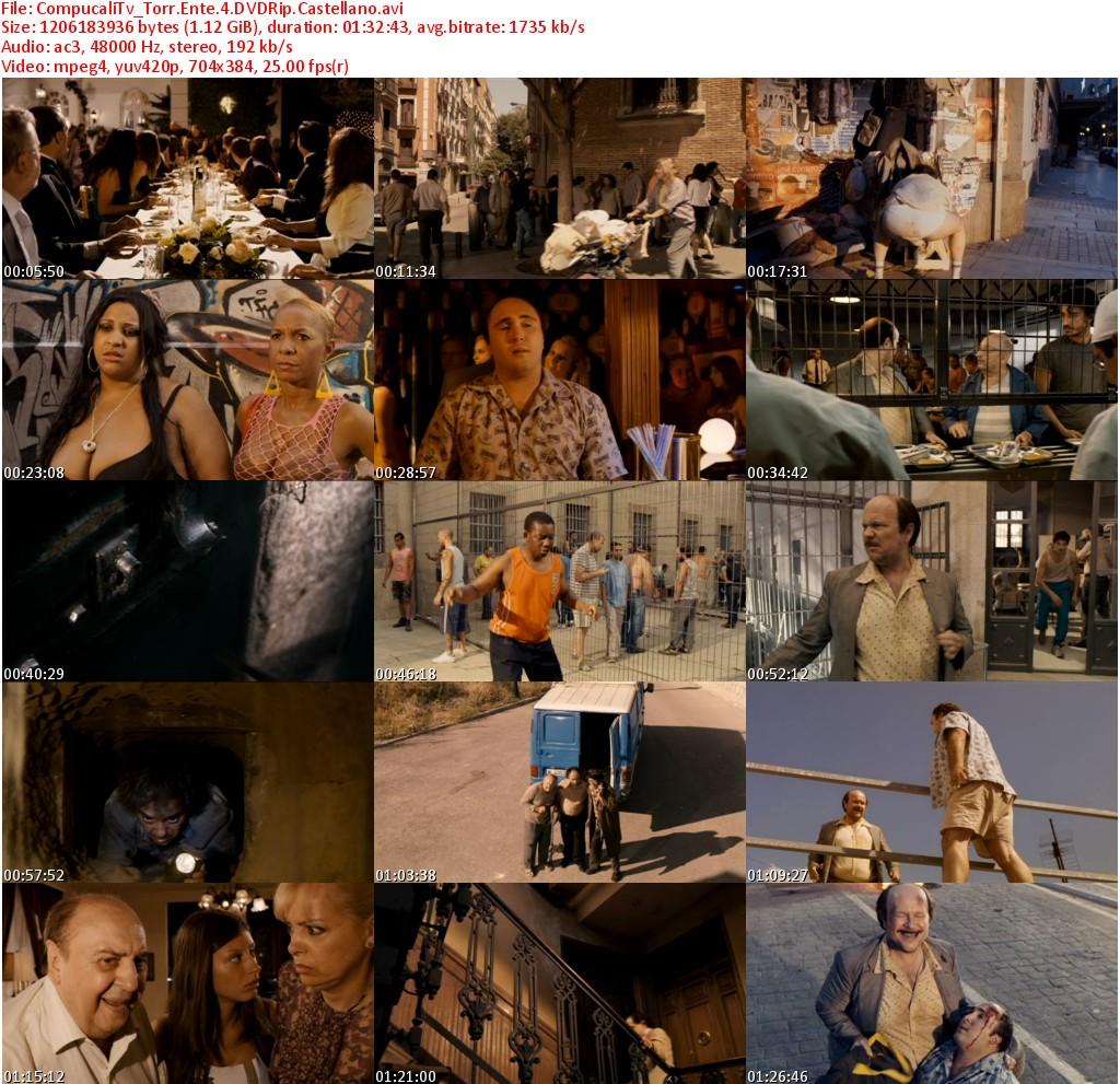 Torrente 4 Crisis Letal [Lethal Crisis] DVDRip
