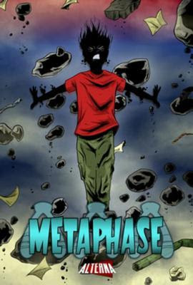 comic book, Metaphase, down syndrome, cover