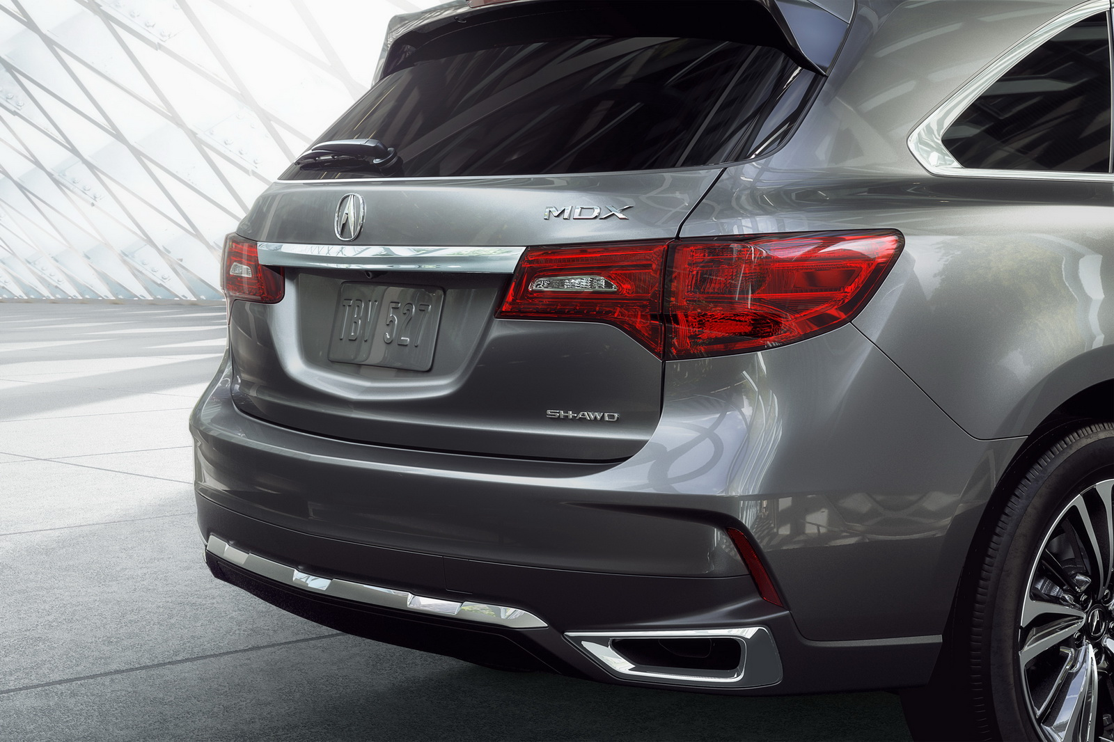 2018 acura mdx gets updated tech starts at 45175