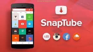 تطبيقSnapTube سناب تيوب للتحميل من اليوتيوب والفيس بوك