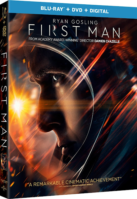 From Universal Pictures Home Entertainment: First Man