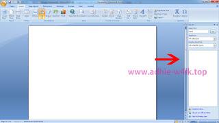 Cara Insert Gambar Clip Art di Microsoft Word
