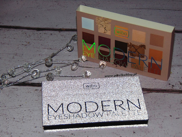 Wibo Modern Eyeshadow Palette