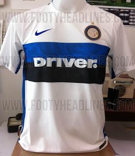 bocoran jersey musim depan enkosa sport Jersey Tandang Inter Milan 2015/2016