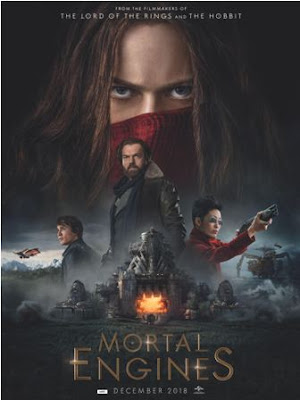Mortal Engines: Movie with mysterious young woman delivers a visually stunning world!