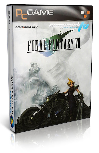 Final Fantasy 7 Ultima Edition PC Full Español 2012 DVD5