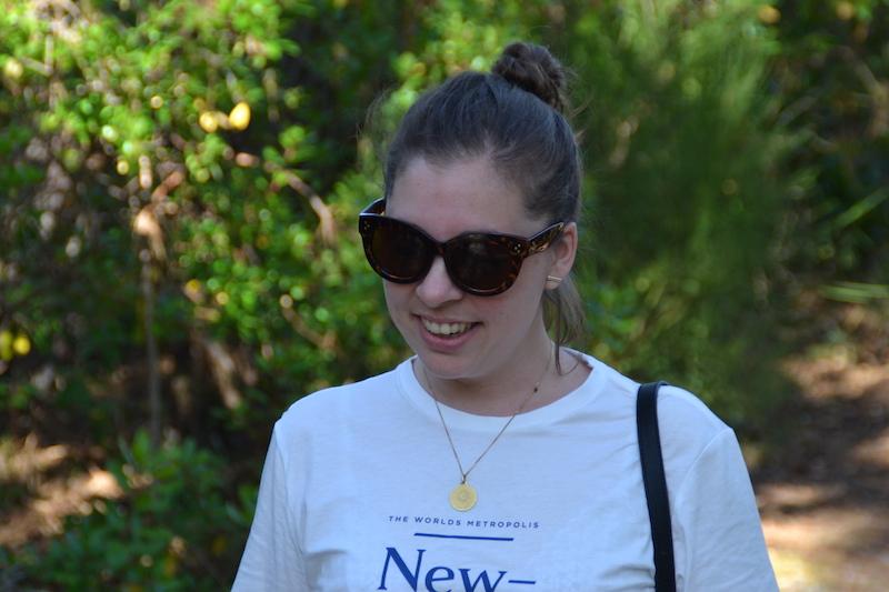 lunette Aliexpress, t-shirt New York H&M