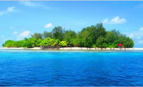 Wisata Pulau Cangke Makassar