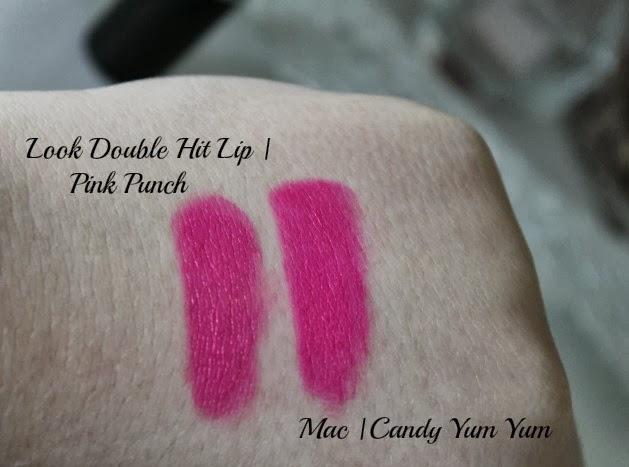 Mac Candy Yum Yum Lipstick Dupe