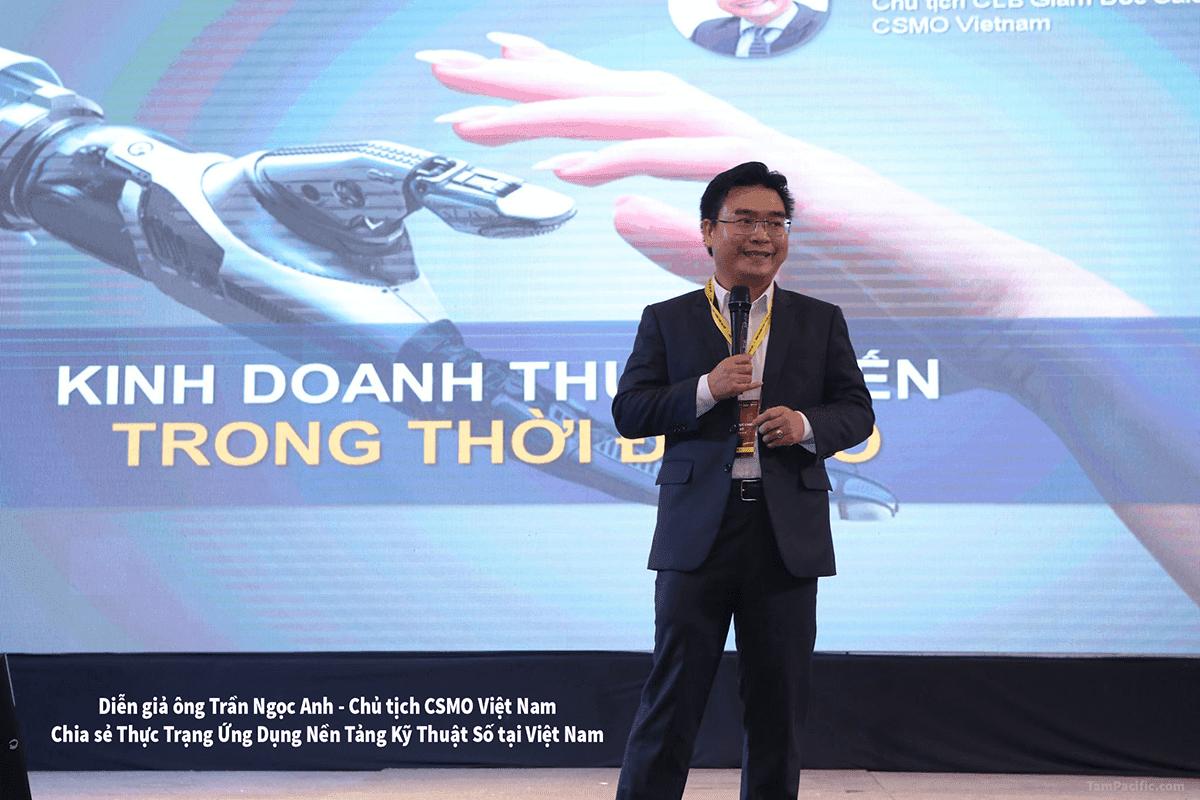 Thực Trạng Ứng Dụng Nền Tảng Kỹ Thuật Số tại Việt Nam