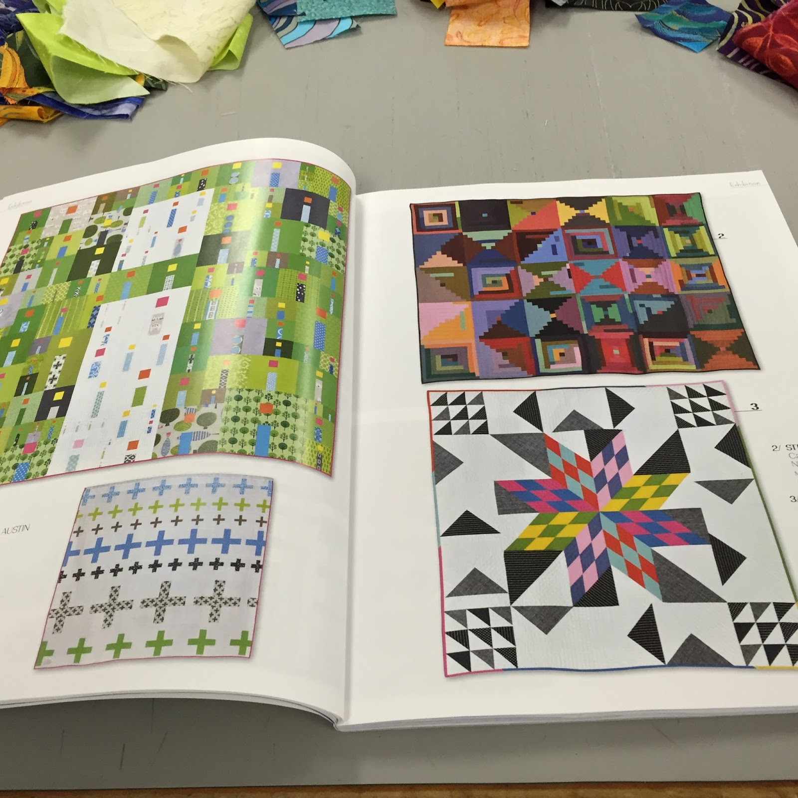 Moderne Quilts My Joyful Journey Simply Moderne A New Magazine